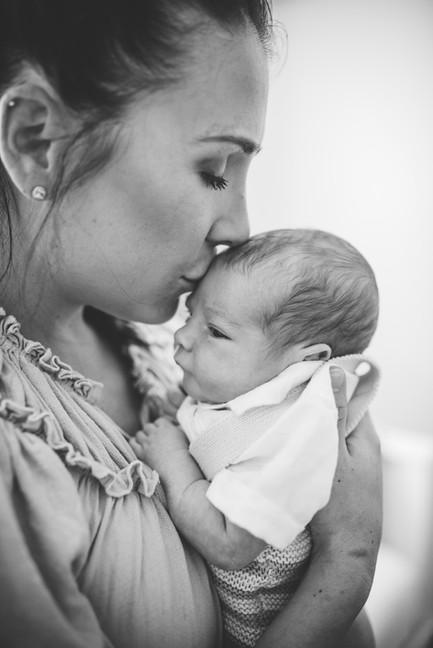 Newborn Lifestyle In-home