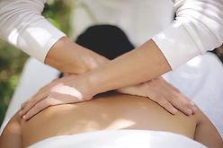 massage détente douceur soin soustons tosse seignosse