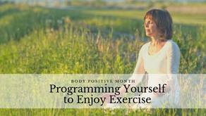 Programming Yourself to Enjoy Exercise