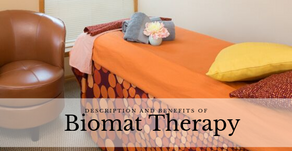 Description and Benefits of Biomat Therapy