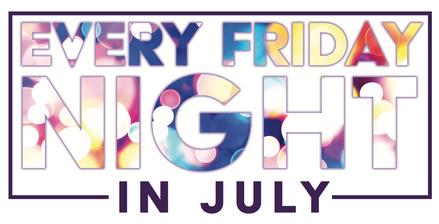 July Event Logo