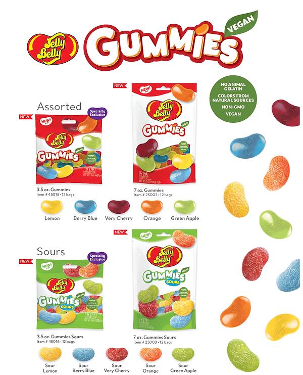 Gummies Catalog
