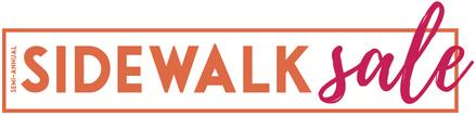 Lincoln Center Sidewalk Sale Logo