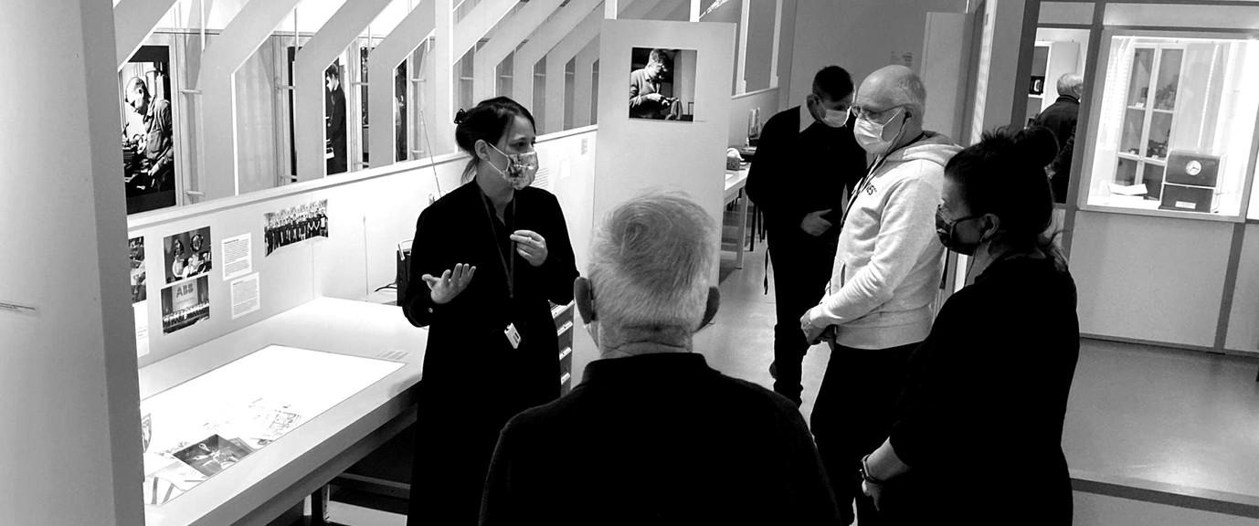 Ausstellung: Zeitsprung Bildung, Historisches Museum Baden