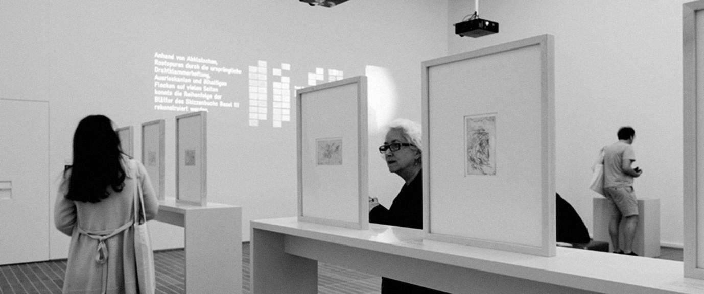 Multimedia: Cézanne, Kunstmuseum  Basel