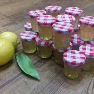 Gelée de citron corse