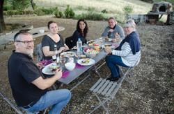 table d'hôtes amicale
