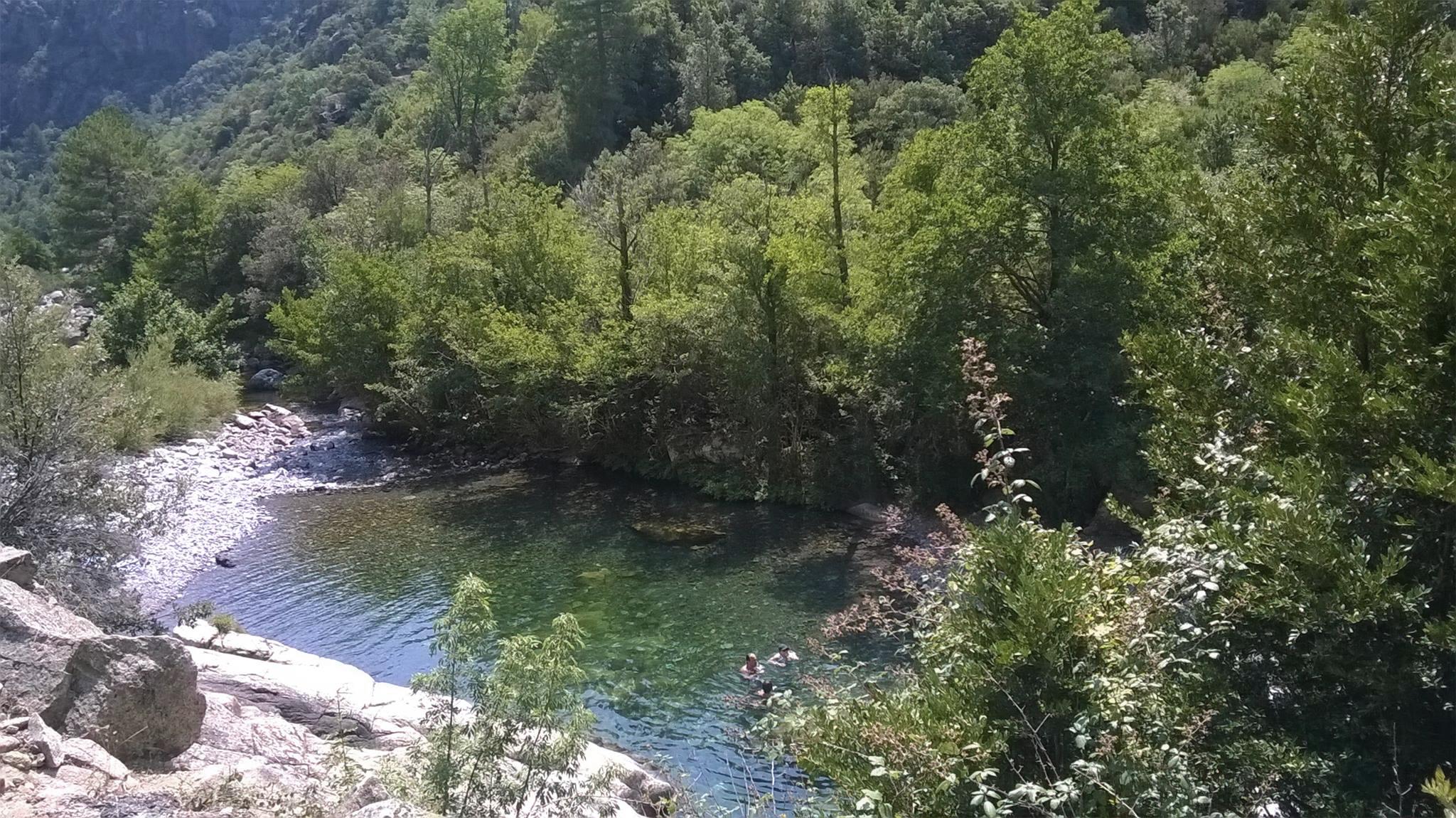 rivière de l'Asco