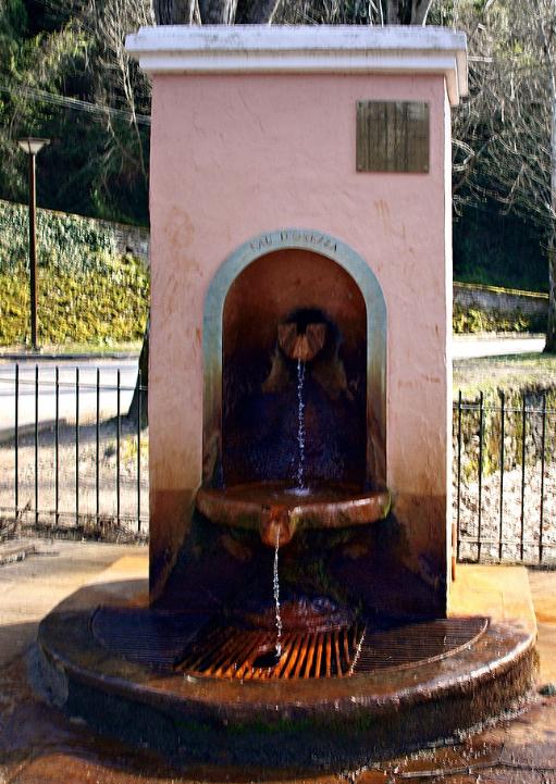 Fontaine d'Orezza