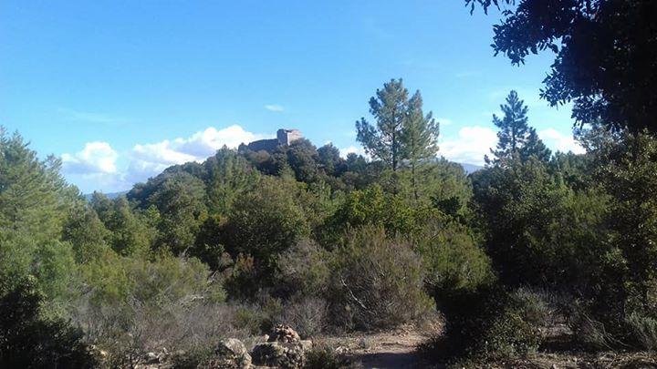 le castellu di serravalle