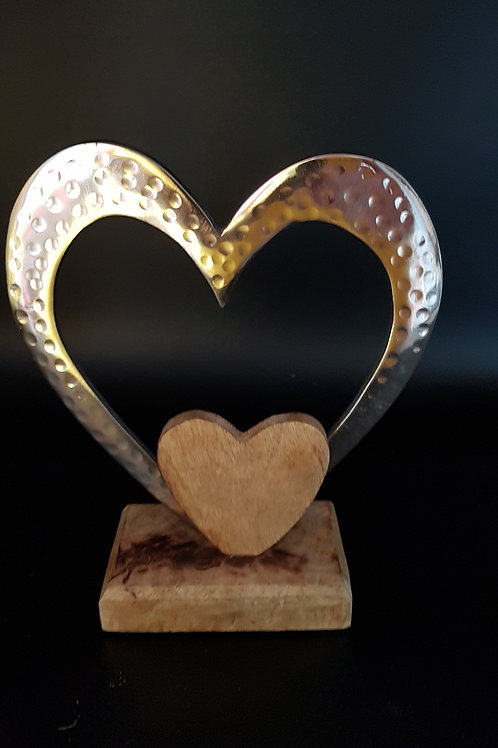 Herz in Herz