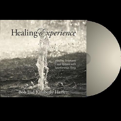 Healing Experience - Music CD