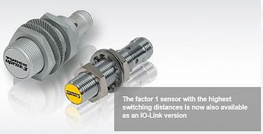 IO Link Inductive Sensor
