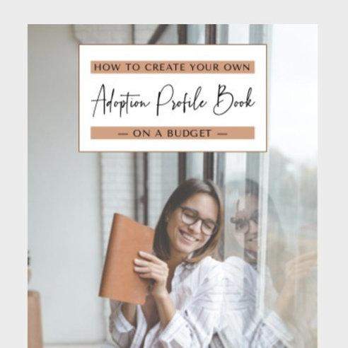 Creating Your Adoption Profile Book - EBook