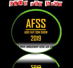 LOGO AFSS 2019