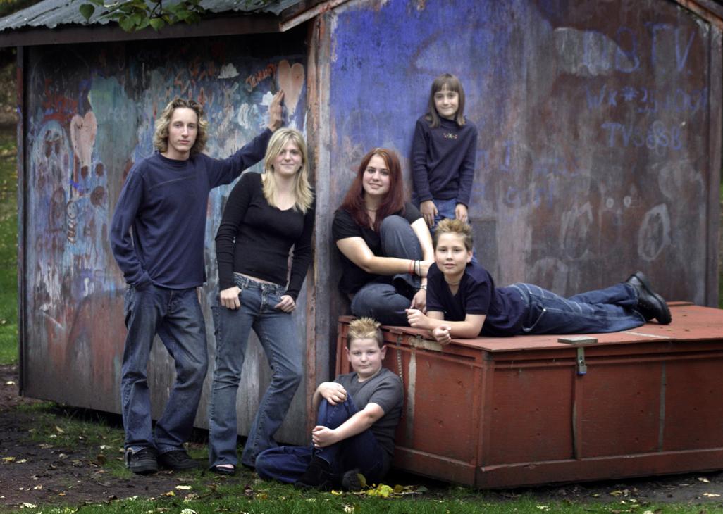 Family Portrait 107