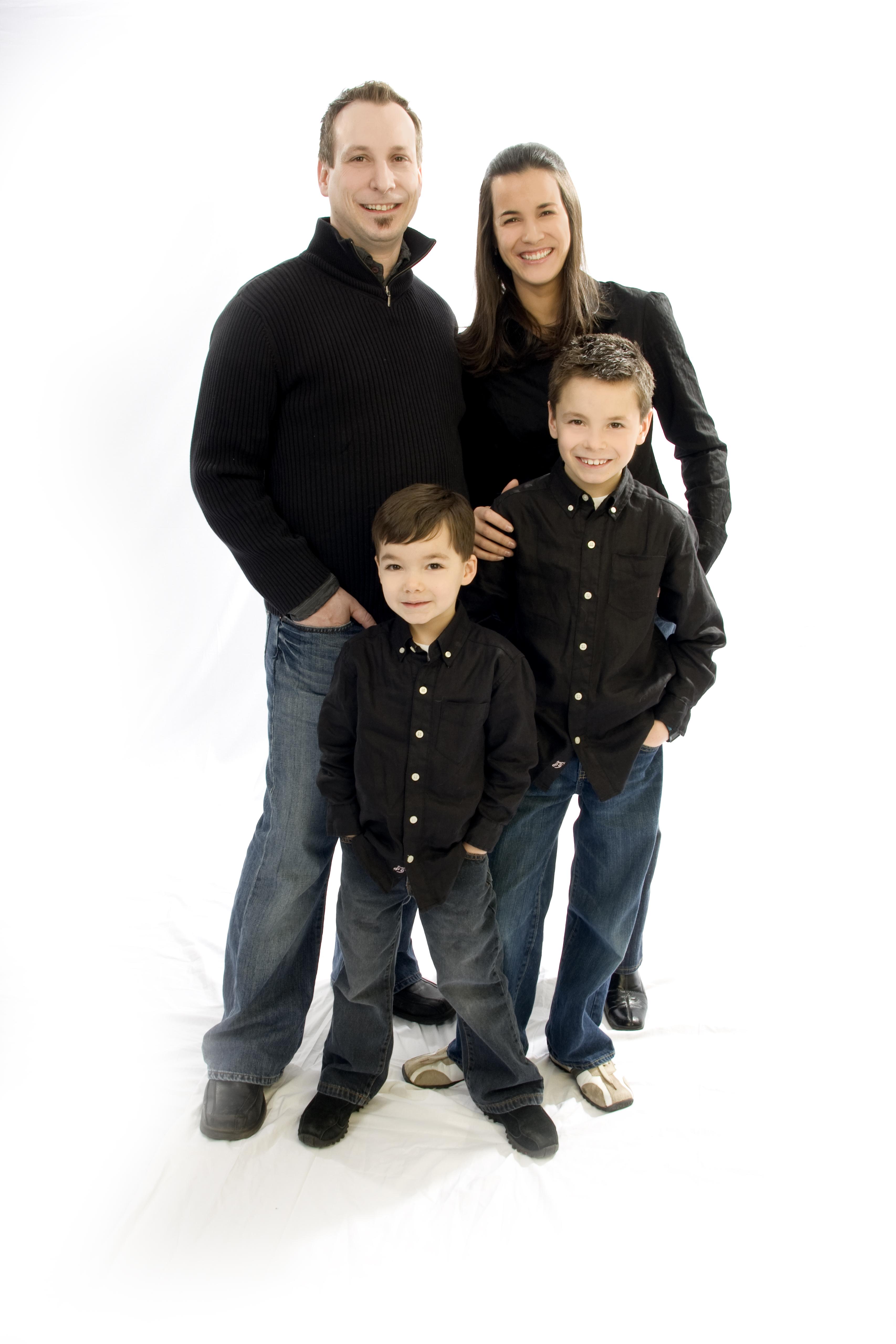 Family portrait 008