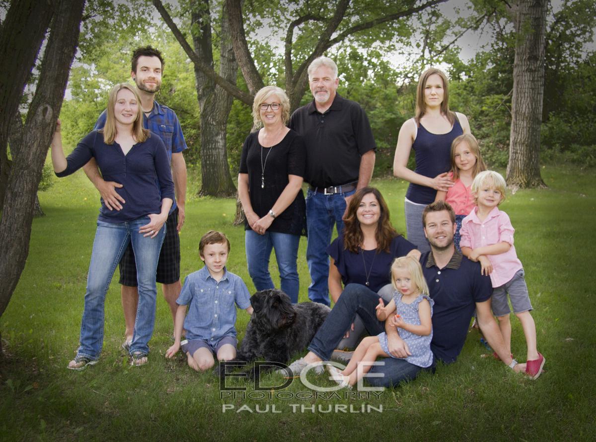 Family portrait 012