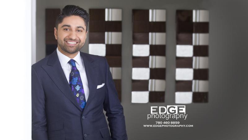 Business Profile Portrait 1