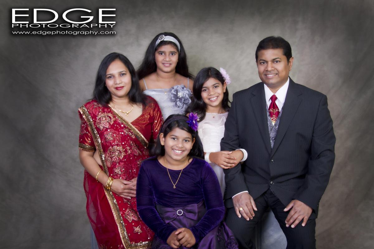 Family portrait 009
