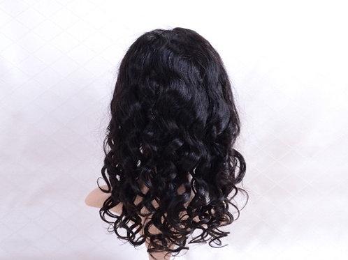 Frontal Wig: Brazilian Loose Wave