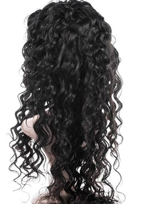 Frontal Wig: Brazilian Ocean Wave