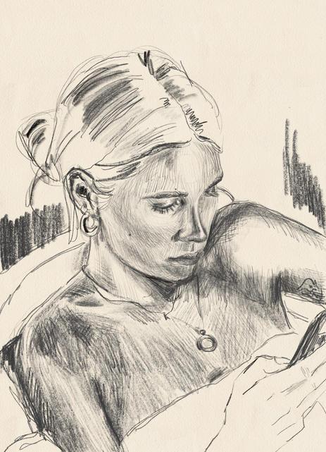 Portrait of Alicia