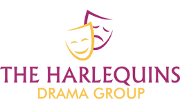 The Harlequins Drama Group, Redditch, Worcestershire. Performing Arts Theatre Company for actors, dancers and singers in musicals, pantomimes and plays. Open musical thaete auditions for drama school students and semi-professional actors and actresses.
