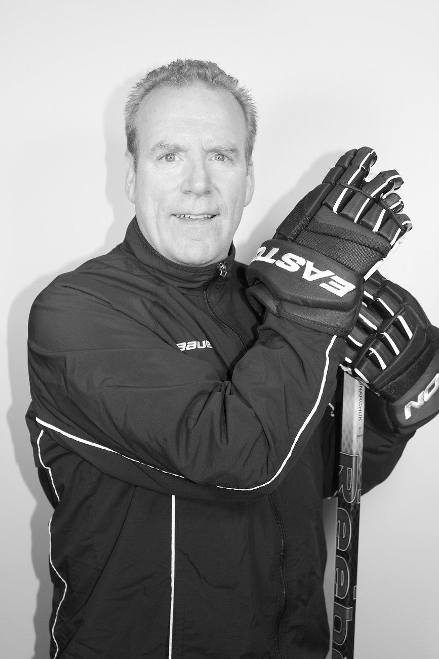 Coach Greg Gravel
