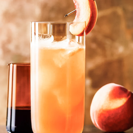 DELICIOUS LATE SUMMER FRUIT COCKTAILS