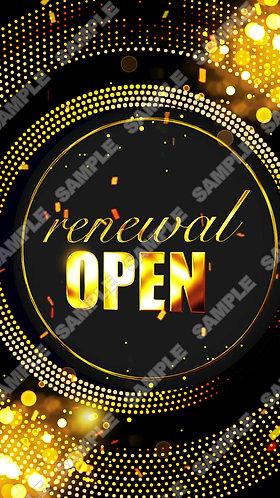 RENEWAL OPEN(B)