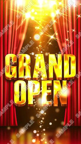 GRAND OPEN(A)