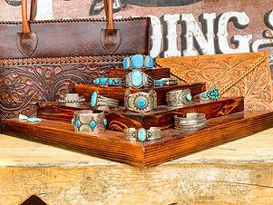 Turquoise Sterling Silver Bracelets