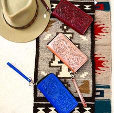 Clutch Leather Wallets