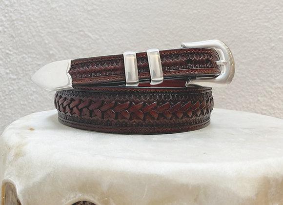 Braided Tapered Belt