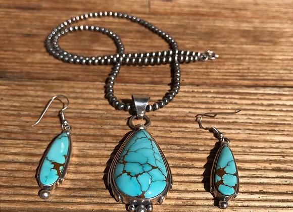 Hopi Turquoise Set