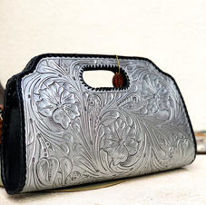 Crafted Leather Purse