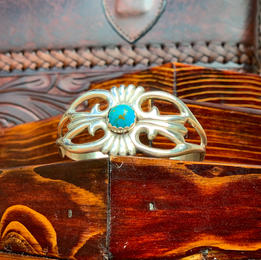 Turquoise Sterling Silver