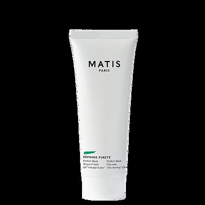 PERFECT-MASK – Masque à l'argile purifiante, effet «nettoyage de peau»