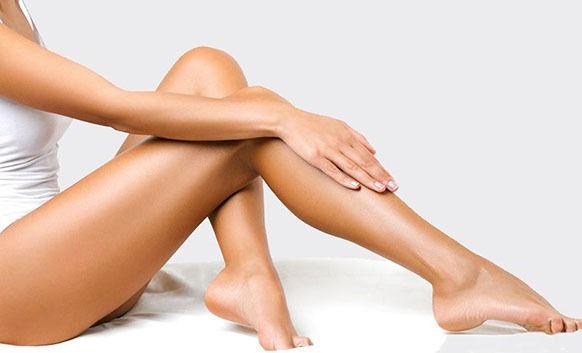 Demi-jambes et cuisses