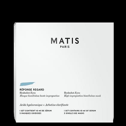 HYALUSHOT-EYES – Masque biocellulose haute imprégnation