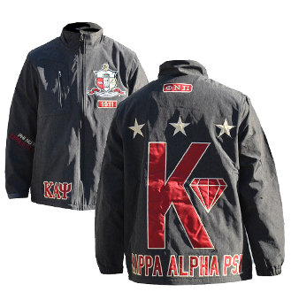 Kappa Alpha Psi Mock Windbreaker