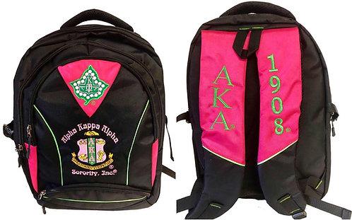 Alpha Kappa Alpha Back Pack