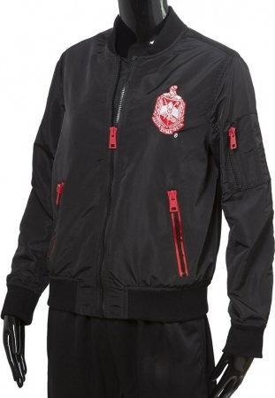 Delta Sigma Theta Bomber Jacket