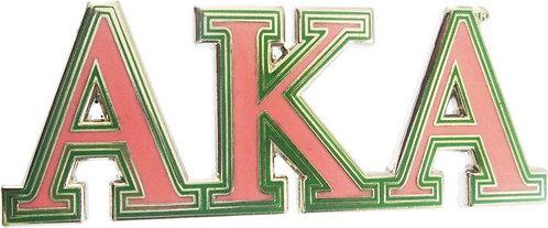 Alpha Kappa Alpha Lapel Pins