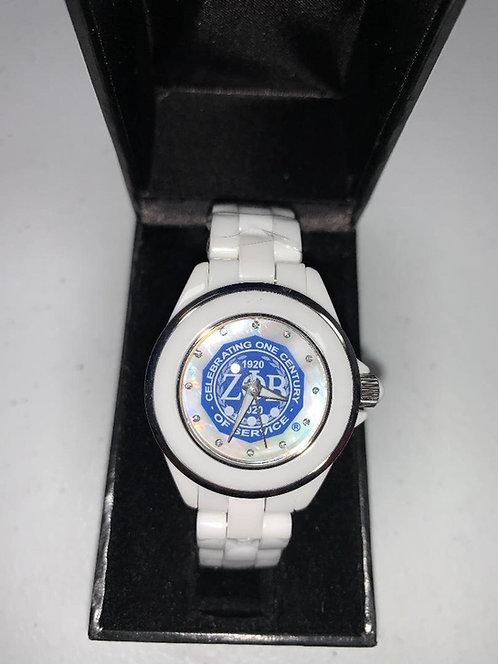 Zeta Phi Beta Centennial Watch