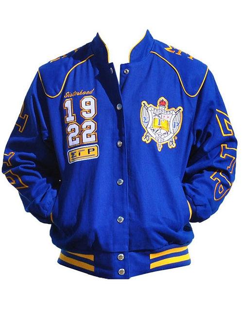 Sigma Gamma Rho Twill Jacket