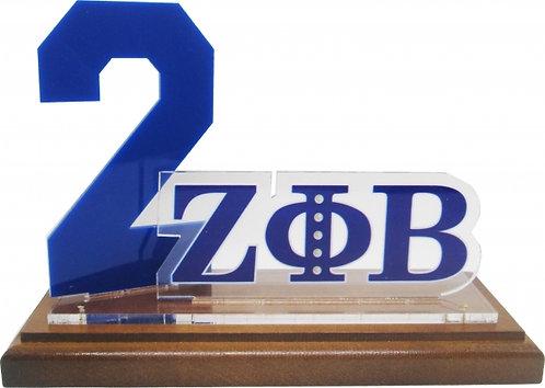 Zeta Phi Beta Line number Desktop