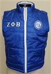 Zeta Phi Beta Vest