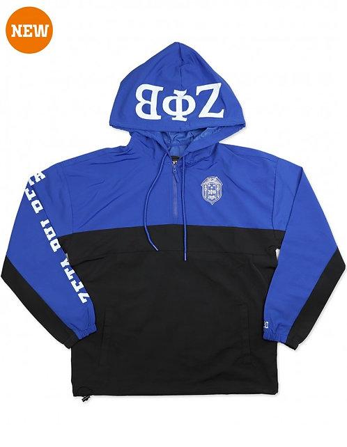 Zeta Phi Beta Anorak Jacket